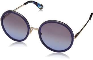 Kate Spade new york Women's Lamonica/s Round Sunglasses