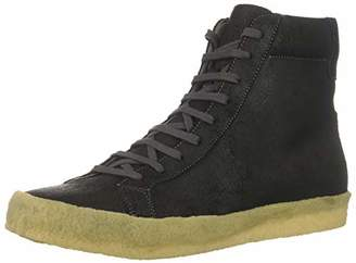 TCG Men Apache Crepe High Top Sneaker Rubber Sole