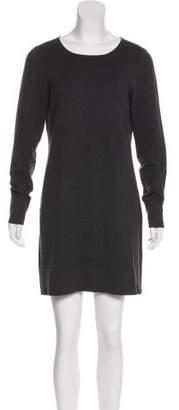 Minnie Rose Long Sleeve Knit Mini Dress