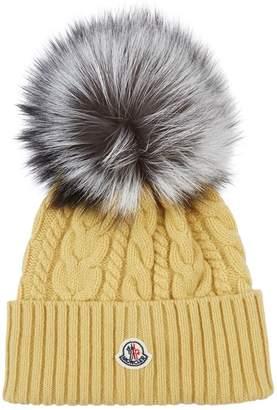 Moncler Beanie Hat - ShopStyle UK 9267797a5