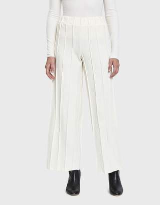 Low Classic Jersey Embroidery Pant