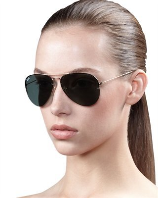 Ray-Ban Light Ray Aviator Sunglasses
