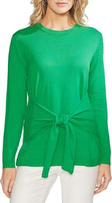 Vince Camuto Tie Front Sweater