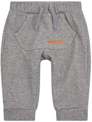Roberto Cavalli Logo Front Pocket Sweatpants
