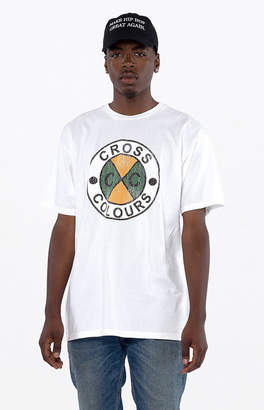 Cross Colours Vintage 89 White T-Shirt