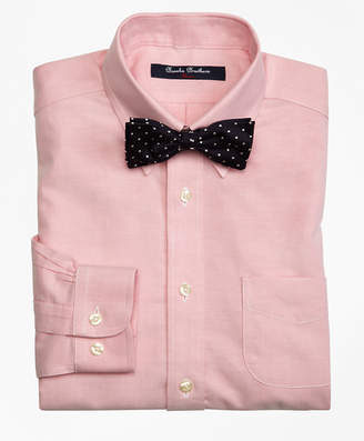 Brooks Brothers Boys Non-Iron Supima Oxford Button-Down Dress Shirt