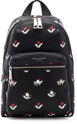 Marc Jacobs Embellished Tulip Leather Backpack $650 thestylecure.com