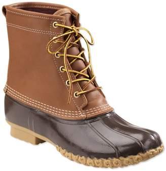"L.L. Bean Men's Bean Boots by L.L.Bean, 8"" Gore-Tex/Thinsulate"