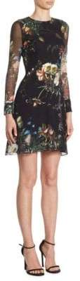 ADAM by Adam Lippes Silk Mini Dress