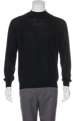Stefano Ricci Cashmere & Silk Sweater black Cashmere & Silk Sweater