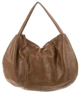 Marni Textured Leather Hobo