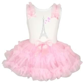 Popatu Eiffel Tower Tutu Dress