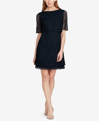 American Living Mesh Popover Dress $99 thestylecure.com
