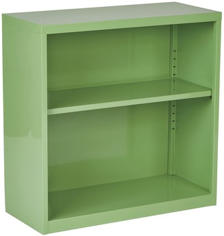 Osp Designs OSP Designs 28-in. Steel Bookcase