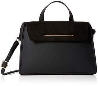 New Look Womens Mindy Metal Bar Shoulder Bag
