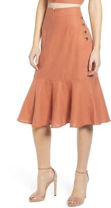 June & Hudson A-Line Skirt