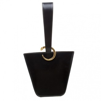 Cartier Panthere Black Suede Handbags