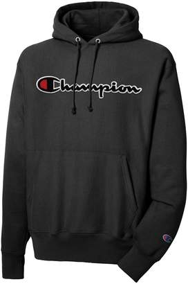 Champion Reverse Weave Athletic-Fit Cotton-Blend Pullover Hoodie