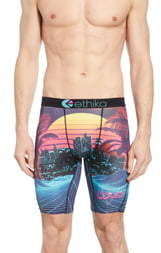 Ethika Issues City Scape Boxer Briefs