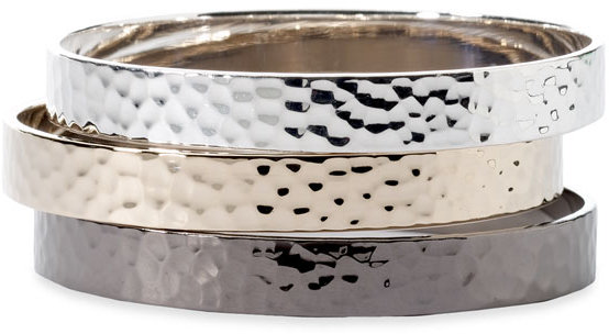 Nordstrom Hammered Bangle