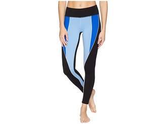 Jessica Simpson TheWarmUp Color Block Legging Women's Casual Pants