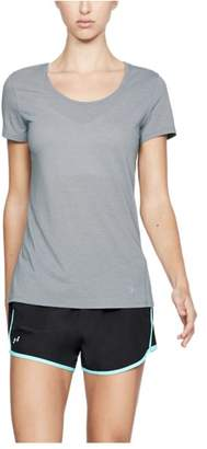 Under Armour Women's UA Streaker Short Sleeve