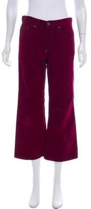 Marc Jacobs Mid-Rise Corduroy Pants
