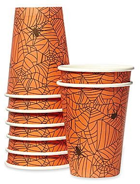 JCPenney MarthaCelebrationsTM Paper Cups – Halloween