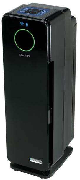 "Guardian Technologies GermGuardian 22"" Tower Air Purifier with Wi-Fi"