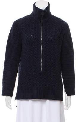 3.1 Phillip Lim Half-Zip Knit Sweater