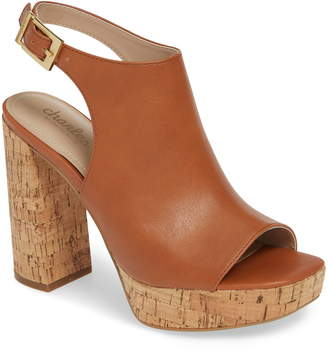 a4adf2aafcc Charles by Charles David Block Heel Women s Sandals - ShopStyle
