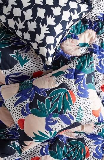 Cassie Byrnes Melbourne Pillow Shams