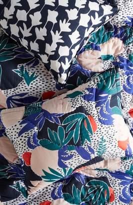 Anthropologie Cassie Byrnes Melbourne Pillow Shams