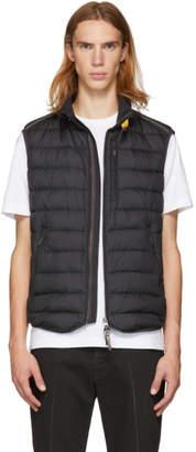 Parajumpers Black Super Lightweight Perfect Vest