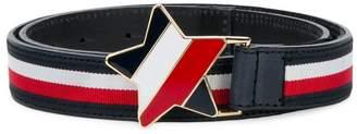 Tommy Hilfiger Junior star buckle belt
