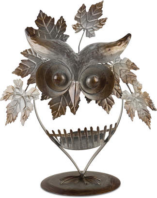 Home Essentials Closeout! Owl Candle Holder