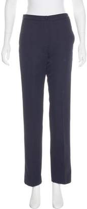 Bottega Veneta Mid-Rise Wide Pants