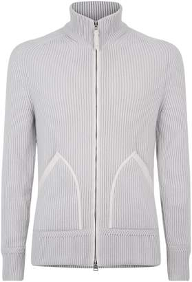 Tom Ford Cashmere Zip-Up Cardigan