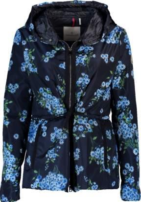 Moncler Raief Hooded Floral Jacket