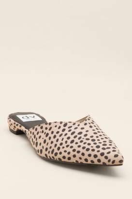 Dolce Vita Alert Pointed Toe Mule - Leopard