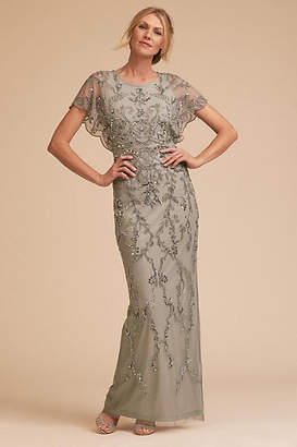 Anthropologie Riesling Wedding Guest Dress