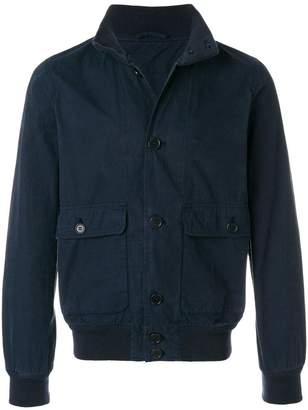 Aspesi buttoned bomber jacket