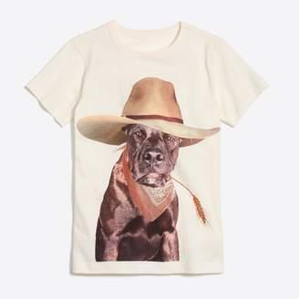 J.Crew Factory Boys' short-sleeve dog days of summer graphic T-shirt