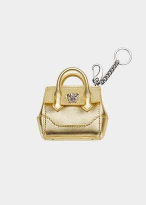 Versace Metallic Micro Palazzo Empire Charm