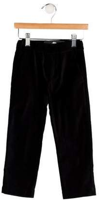 Little Marc Jacobs Boys' Velvet Pants