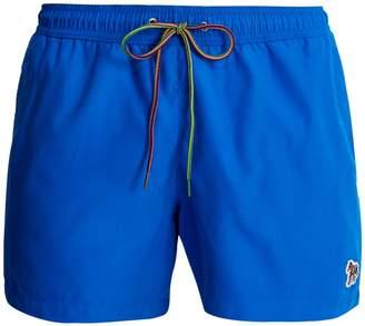 Paul Smith Zebra-appliqué swim shorts