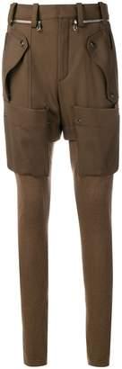 Chloé cargo leggings