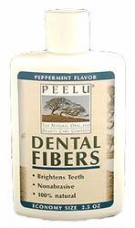 Peppermint Tooth Fiber by Peelu