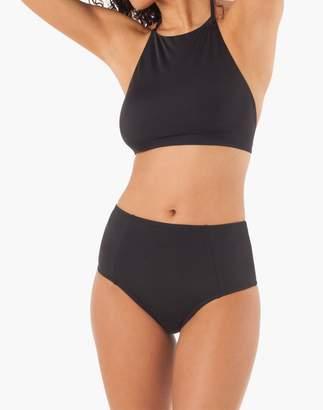 Madewell LIVELY High-Waist Bikini Bottom