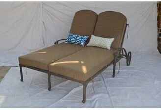 Darby Home Co Kristy Double Chaise Lounge Darby Home Co